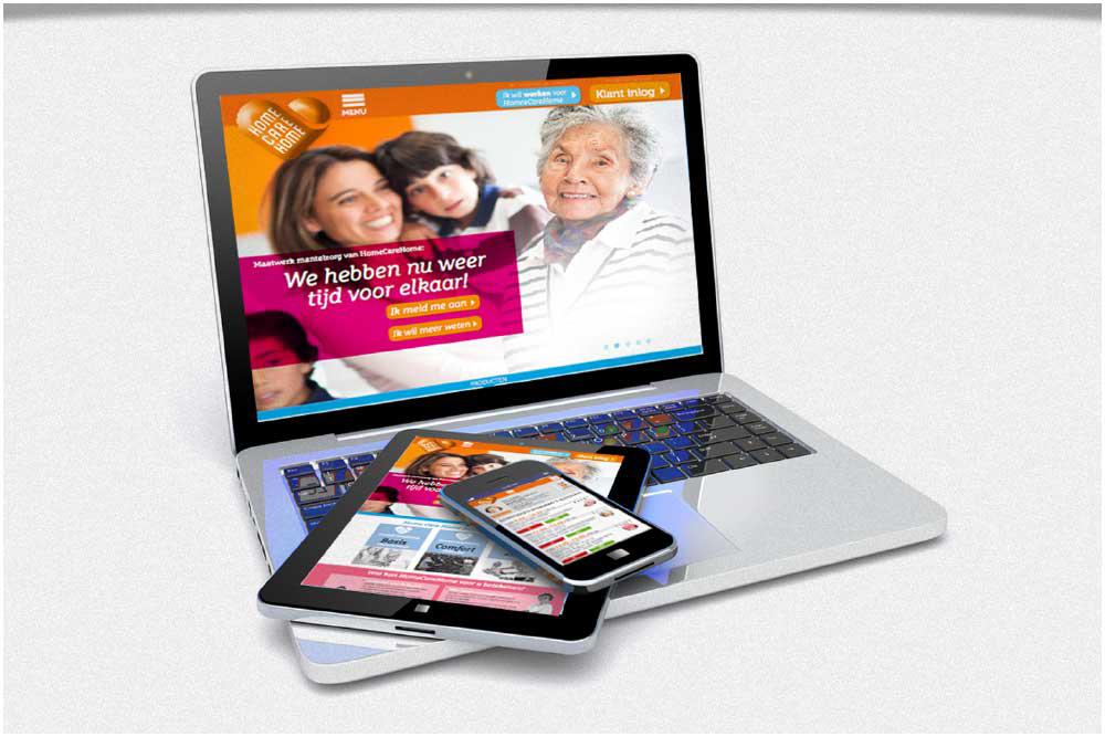 Home Care Home - Landelijk mantelzorg initiatief