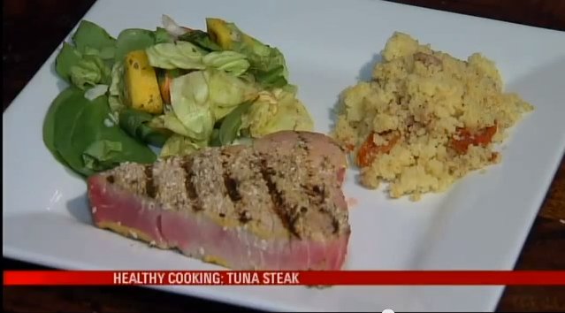 Grilled Honey Dijon Sesame Seed Tuna Steak.PNG