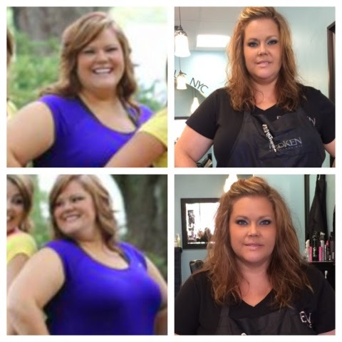 Deanna Williams lost 16lbs in 2 Weeks