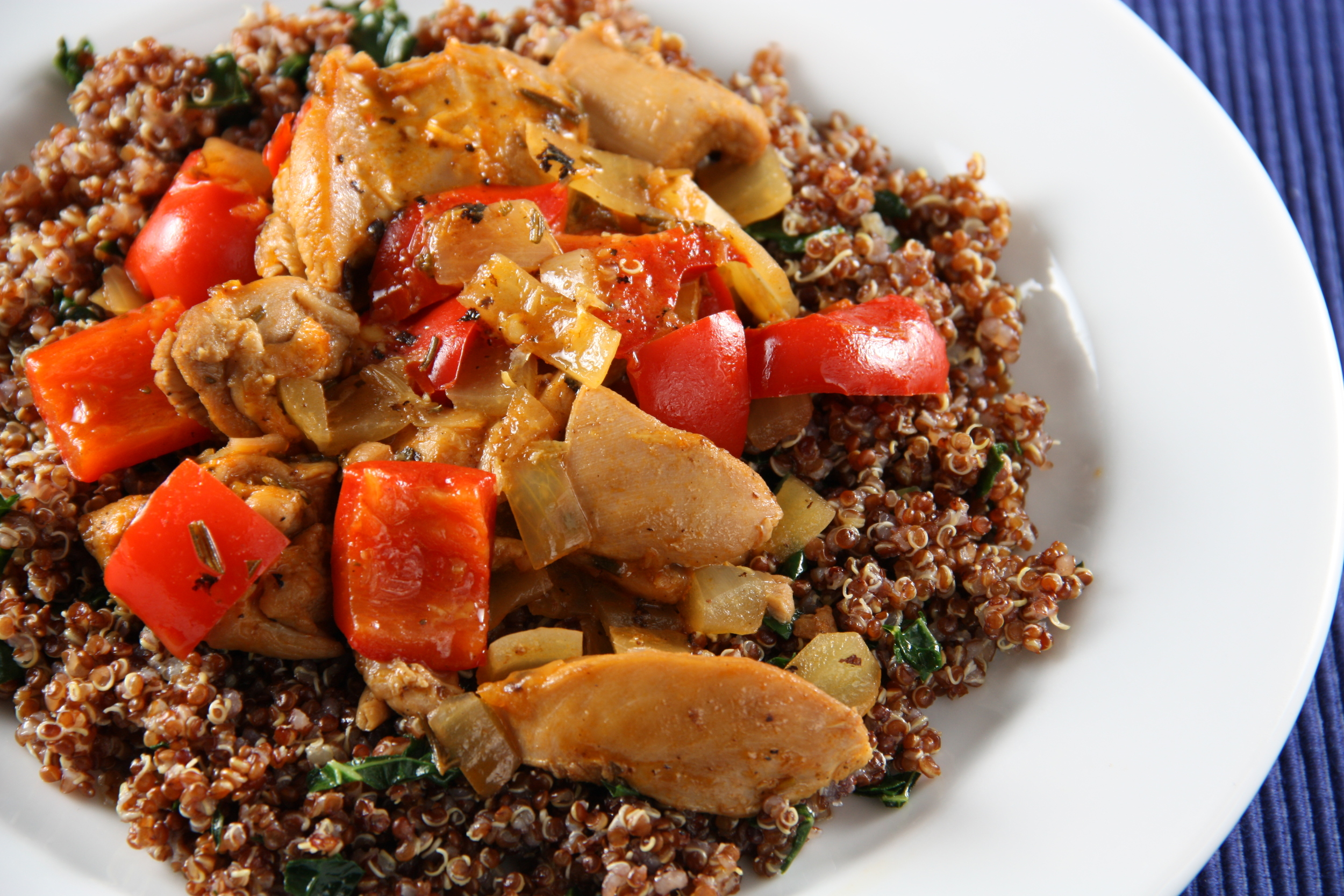 Chicken & Bell Pepper Saute with Lemony Kale Quinoa.jpg 1.JPG