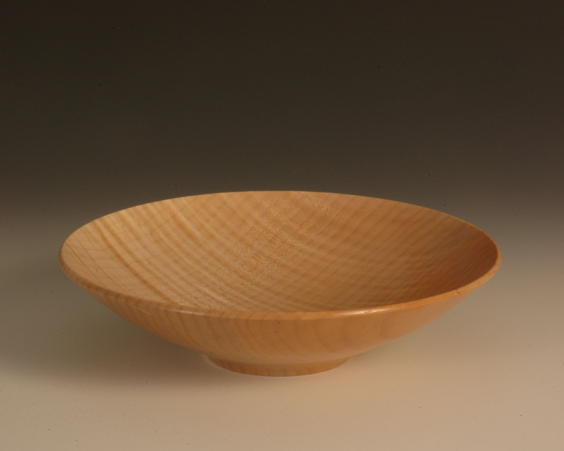 "Figured Maple, 8"" x 2.5"""