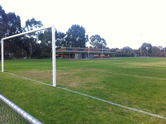 Kevin Bartlett Reserve, one of the best grounds in the competition!