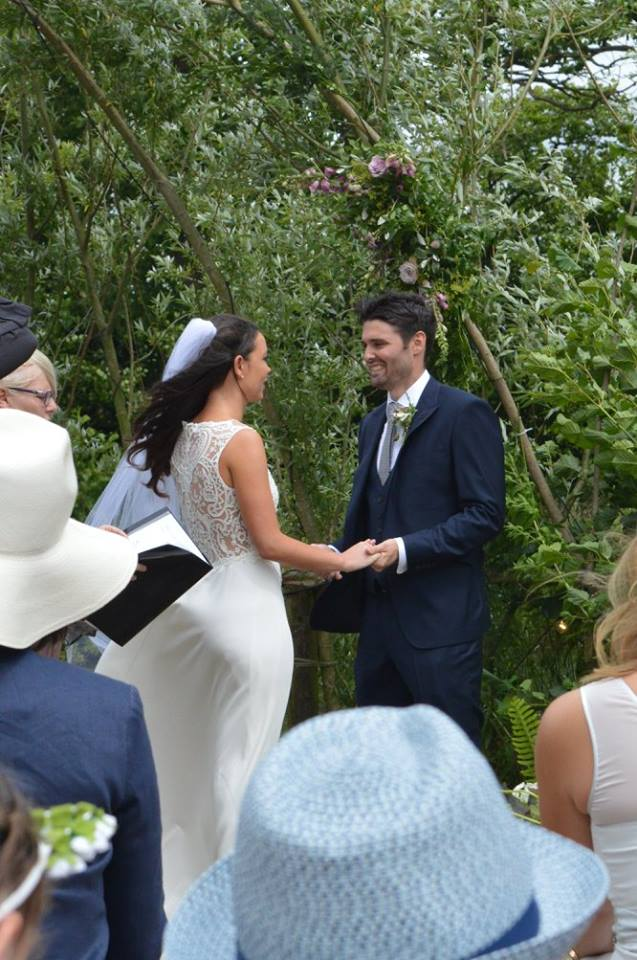 Congratulates Dan and Ella! We wish you nothing but happiness!