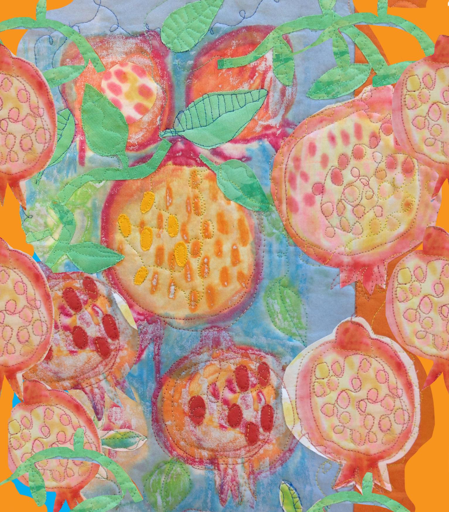 First Fruit, detail