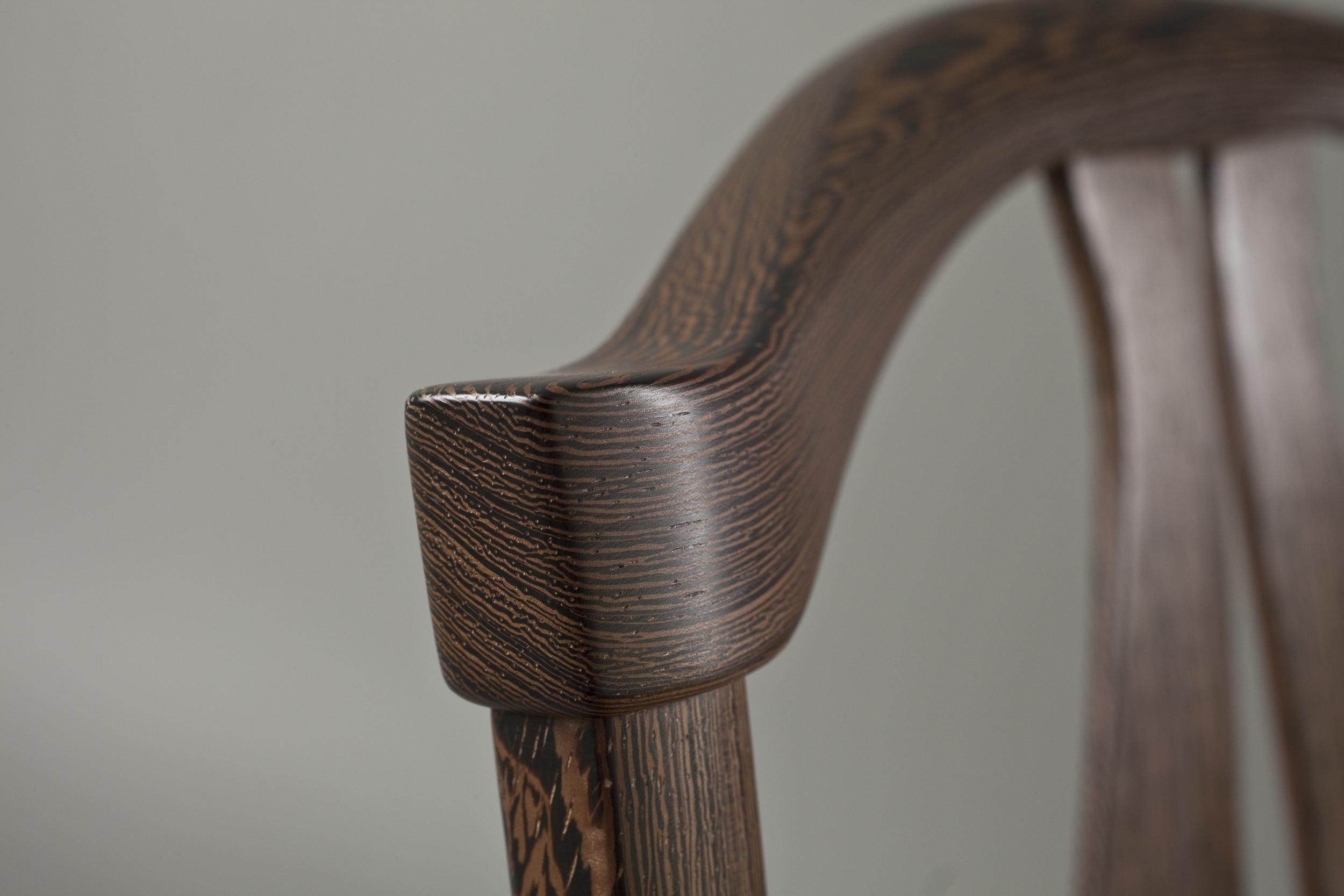 2009 - Robert Van Norman - Vidars Chair - Detail - IMG_3805 - 20130920_160705.jpg