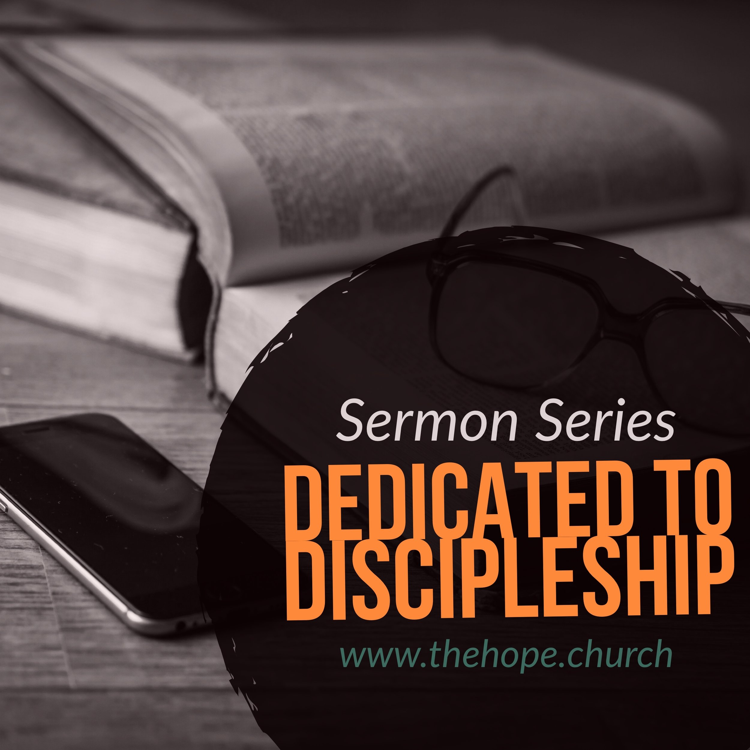 What does it take to be a disciple of Jesus - How dedicated do we need to be, and what does that look line in the 21st century?