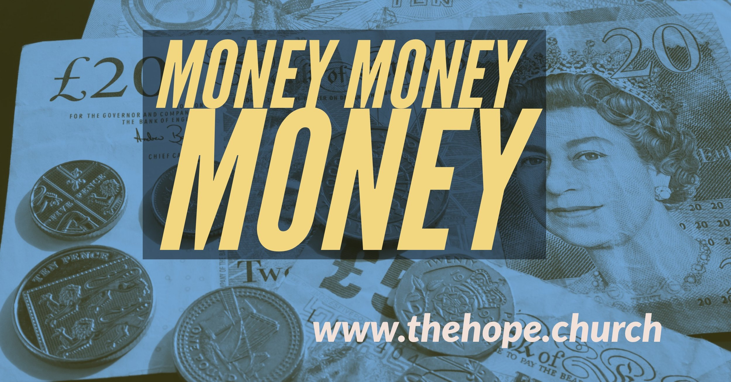 Money Money Money - a mini-series about money