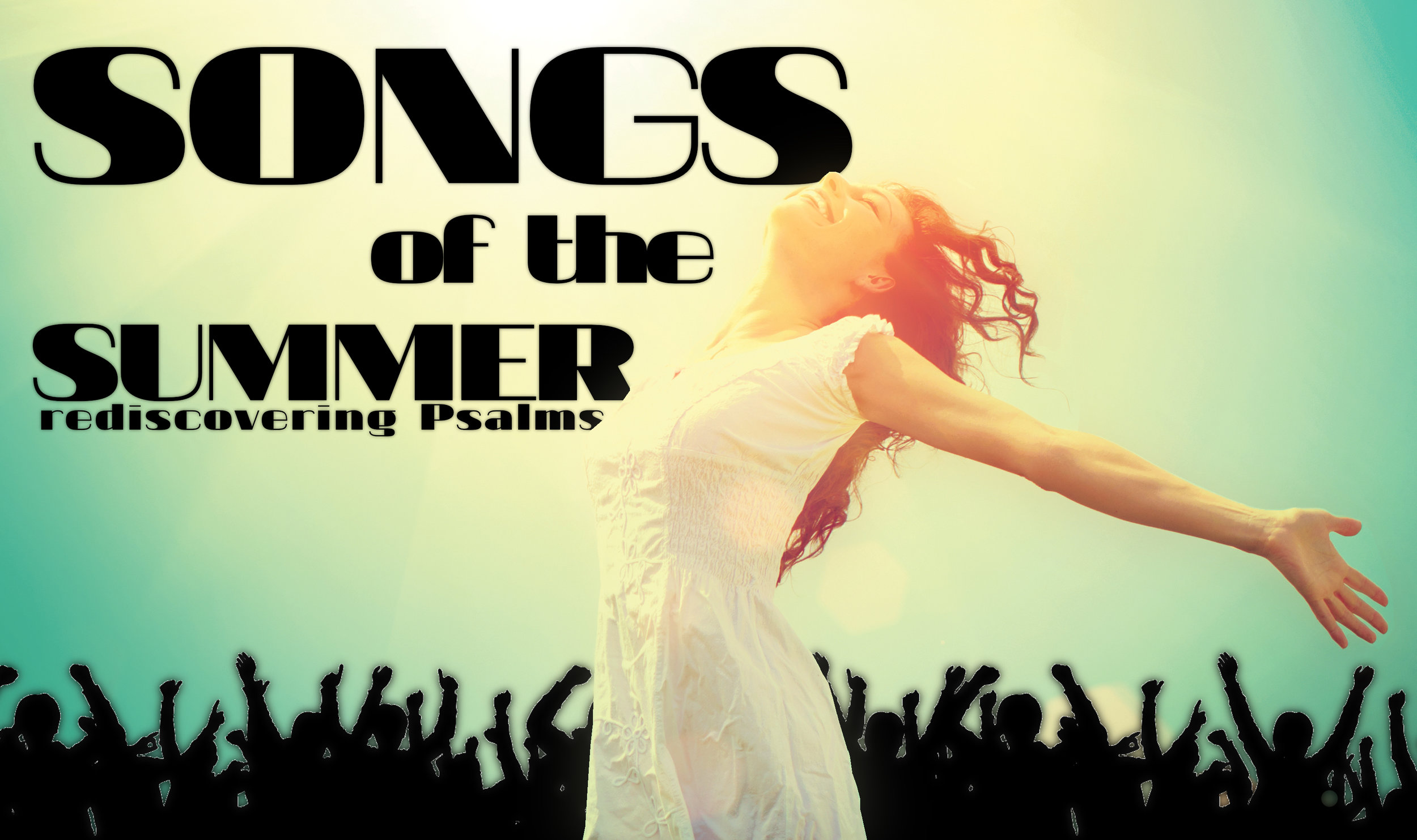 Rediscover the beauty and majesty of the book of Psalms. Songs to change your life.