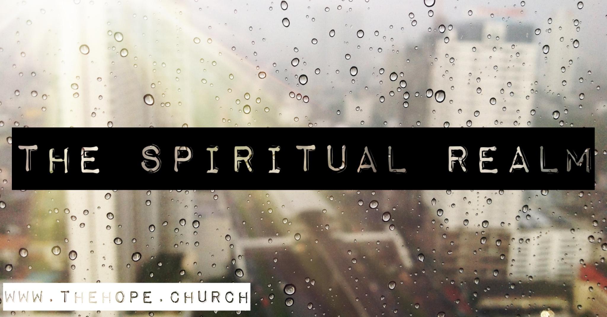 Explore the Spiritual Realm