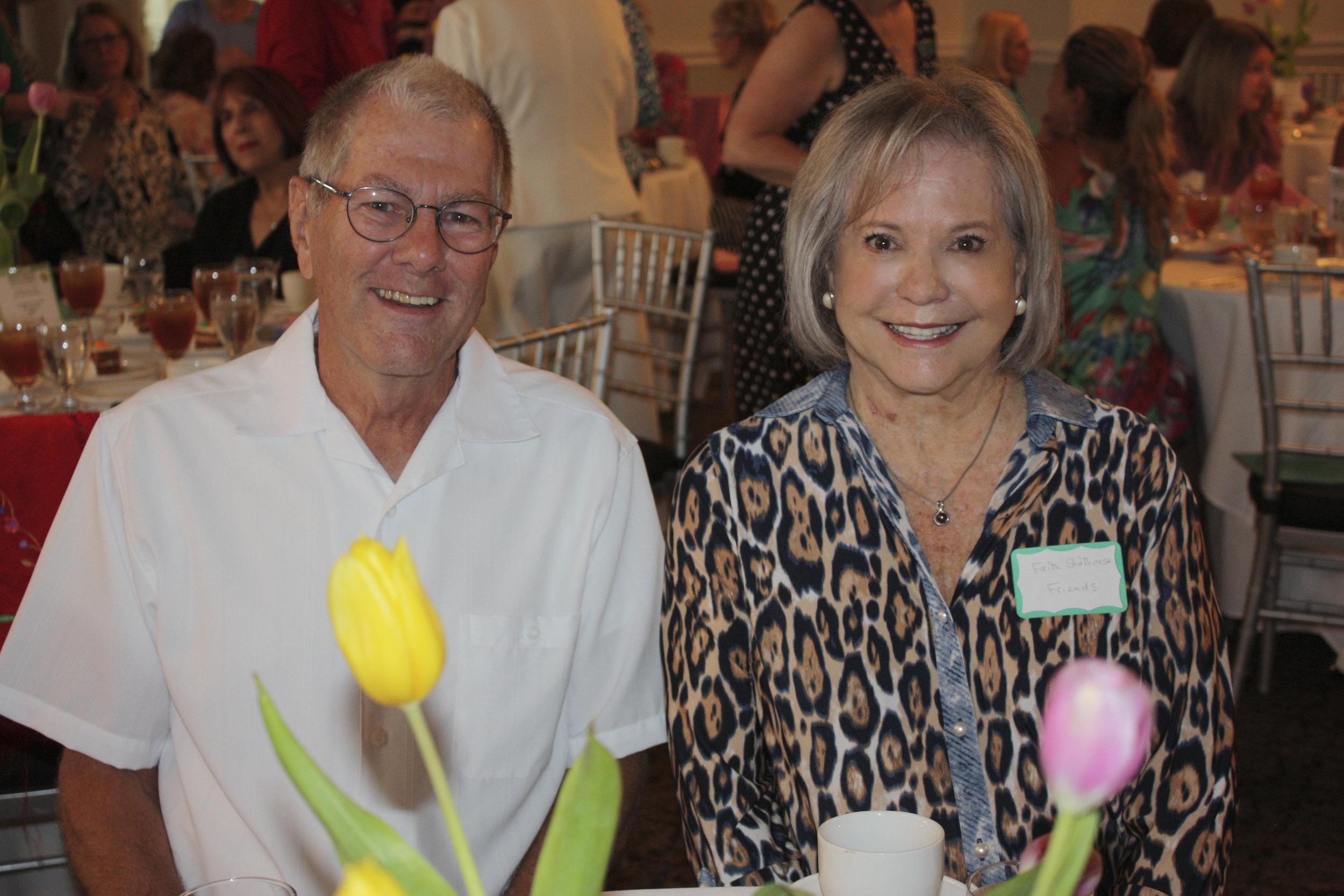 Seminole County Friends Jim Hill, Faith Shorthouse.JPG