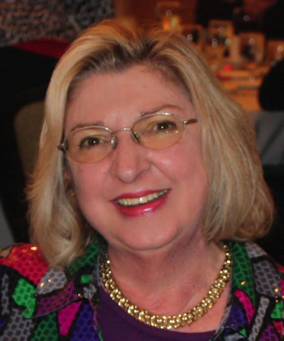 Sally Beisler, Treasurer