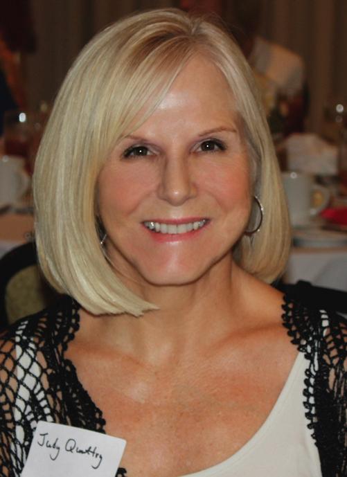 Judy Quattry, Membership & Hospitality