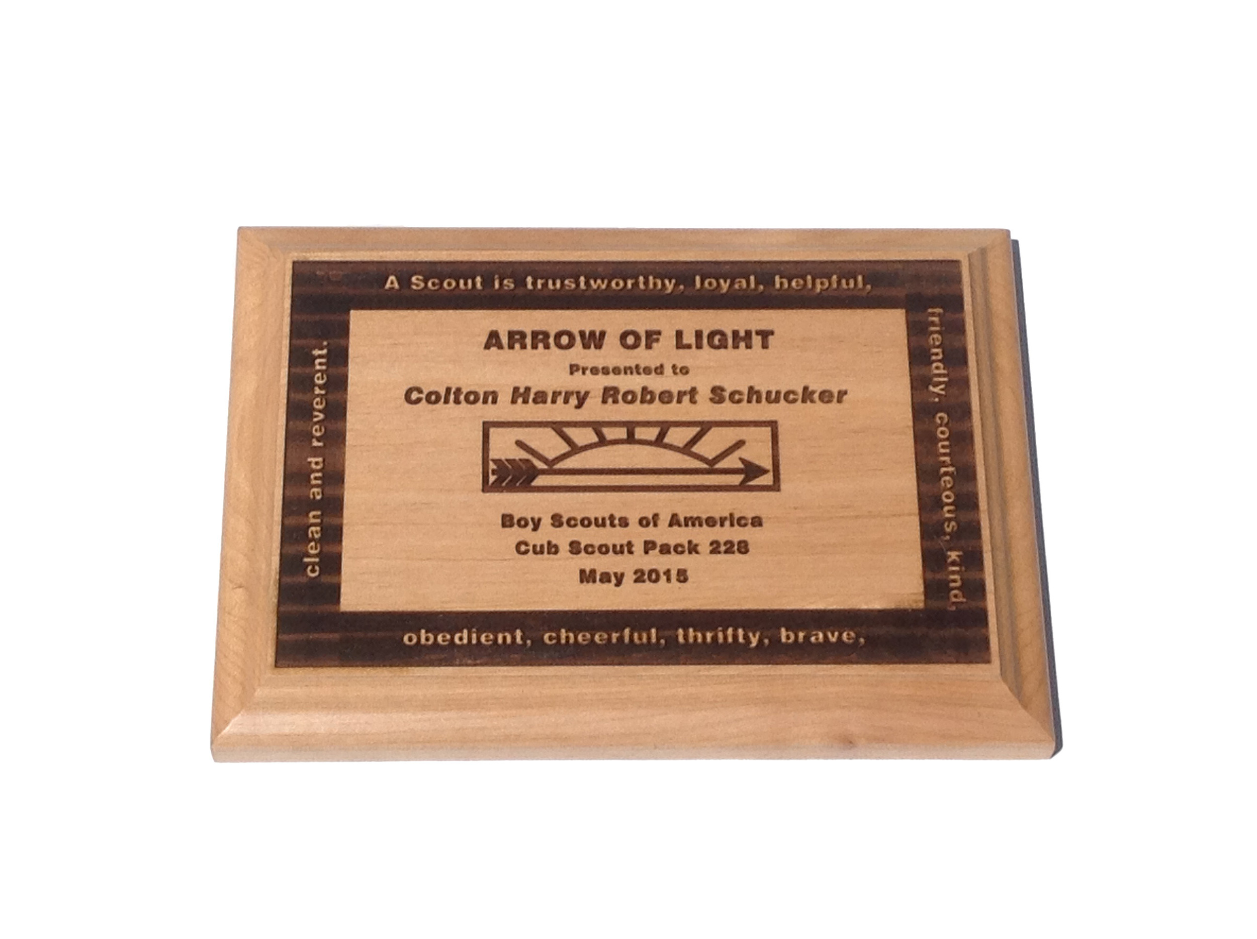 Arrow of Light Award