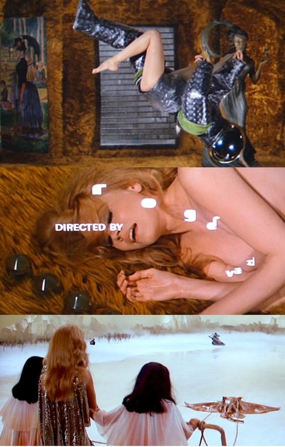 Barbarella film stills