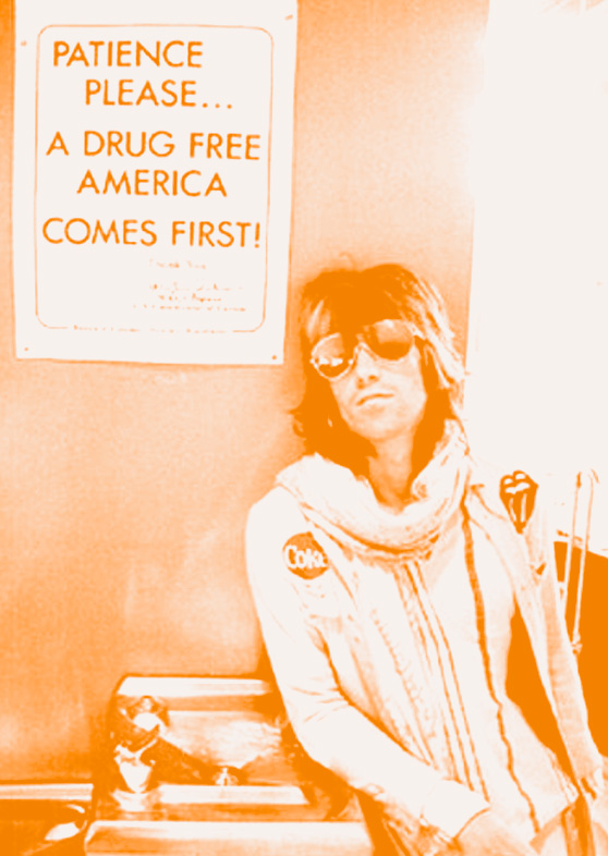 Keith Richards on Cheeky Design