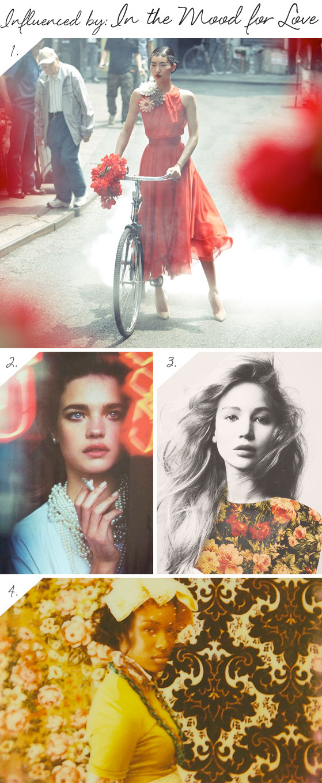 Fashion, Flowers, & Fabrics on Cheeky Design