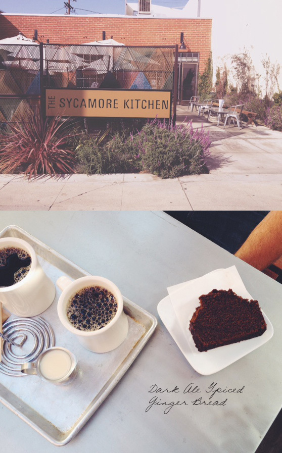 Sycamore Kitchen on Cheeky Design