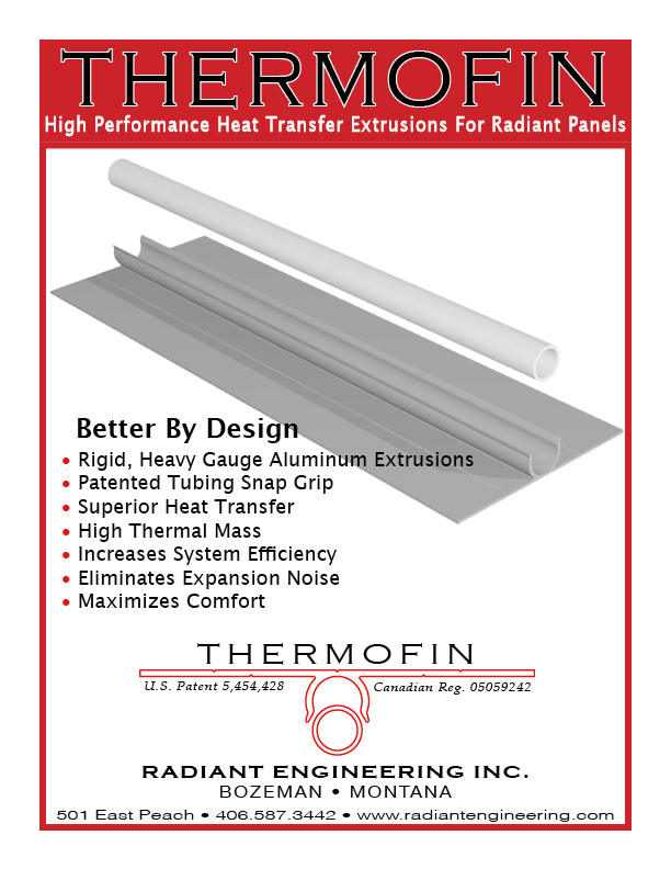 thermofin products