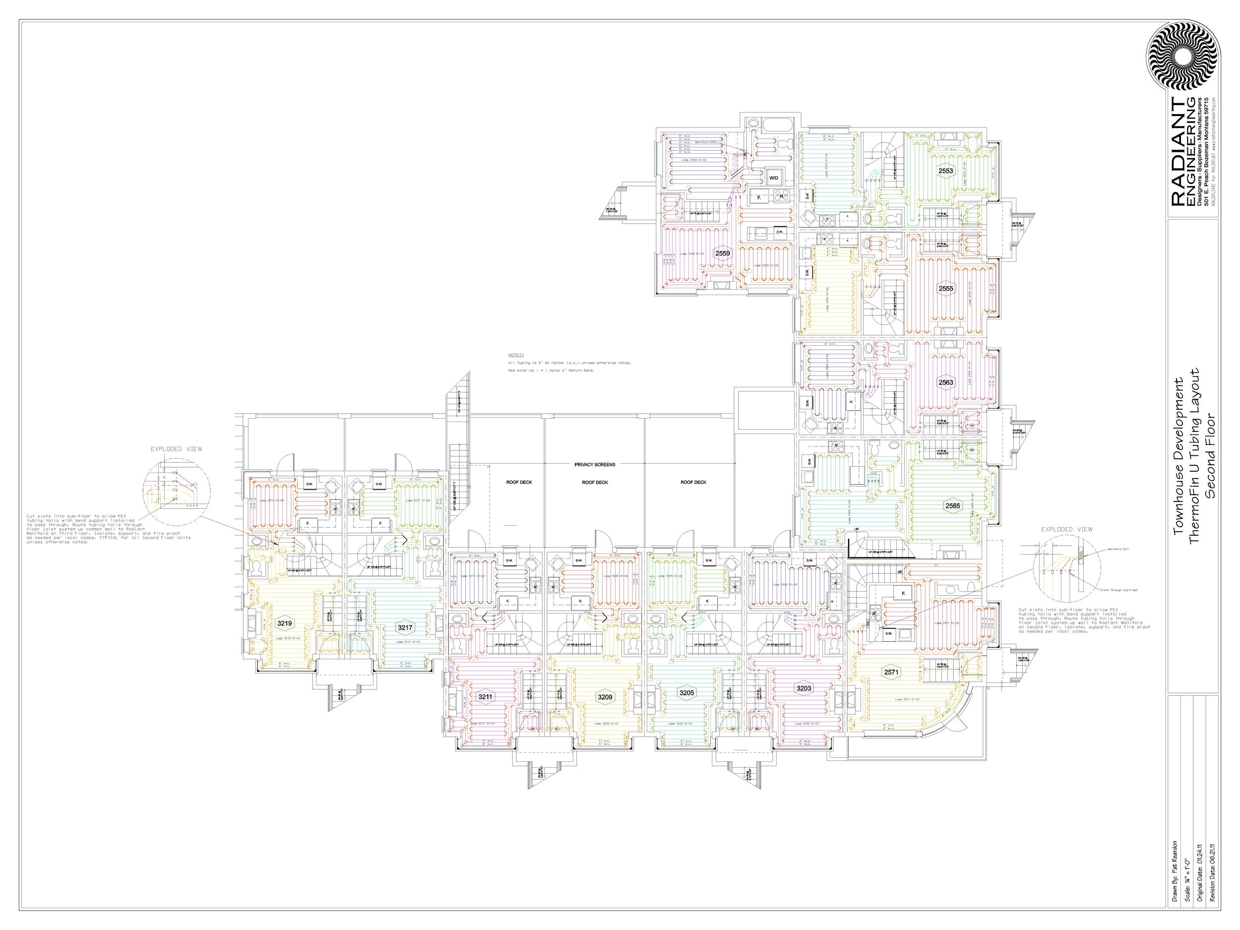 Townhouse Development Level 2