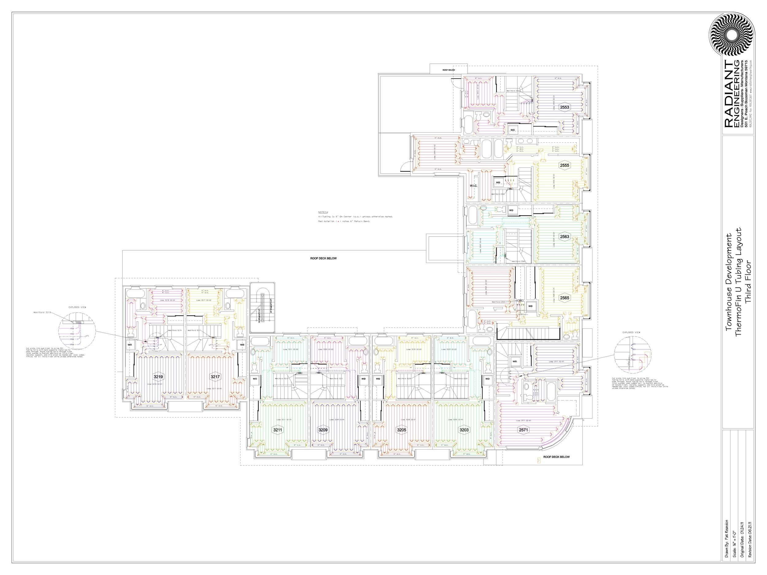 Townhouse Development Level 3