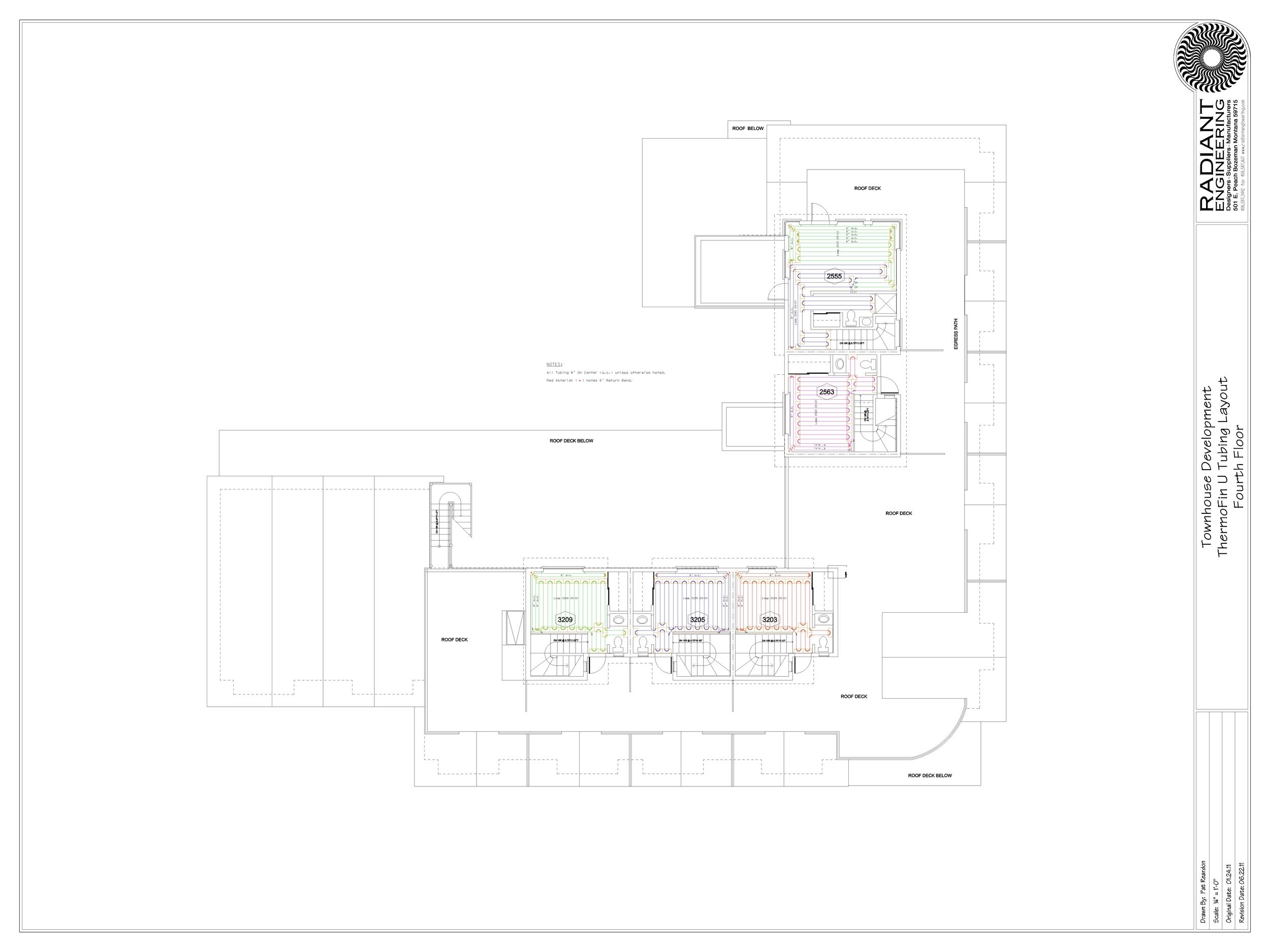 Townhouse Development Level 4