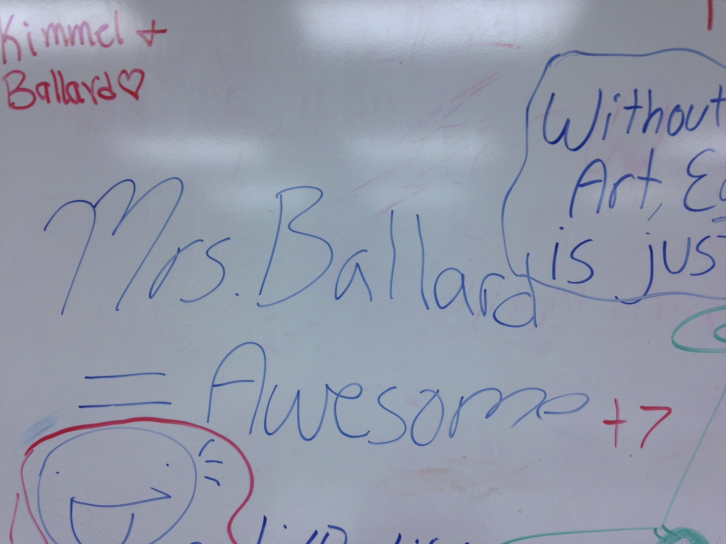 Middle Schoolers - YOU are the awesome ones!!!