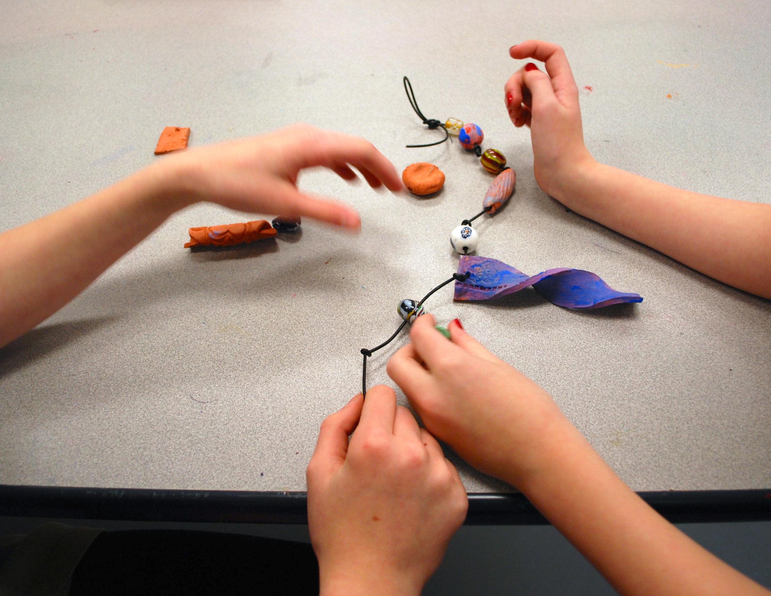 4th grade teamwork
