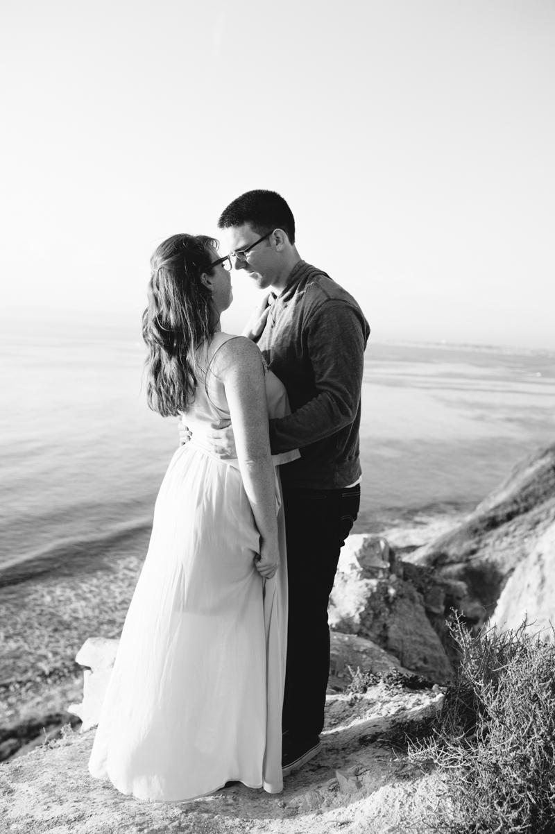 Luke + Whitney ; A Southern California Engagement Session ; Photos by Lydia Jane (www.lydiajane.com)