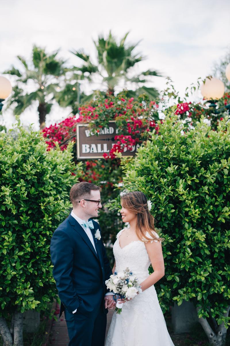 marshall + faye ; a southern california long beach wedding ; portraits by lydia jane (www.lydiajane.com)
