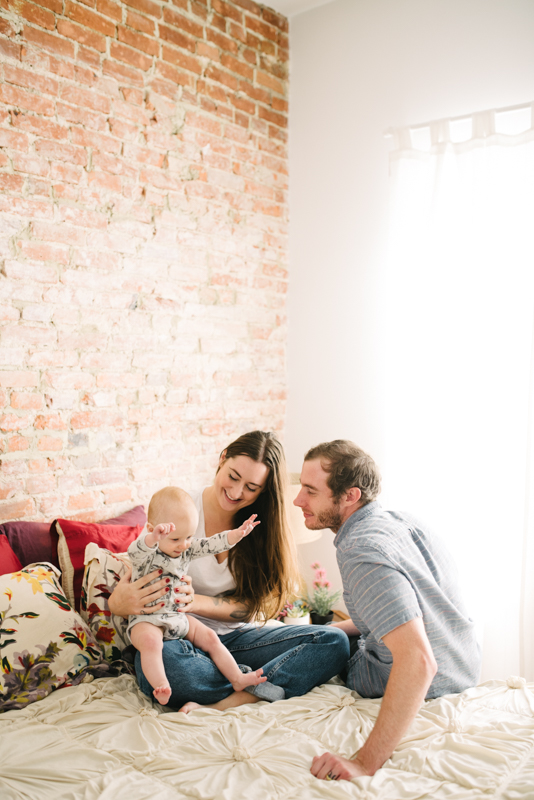 brynn + natalie + wolf ; a family session in baltimore (www.lydiajane.com)