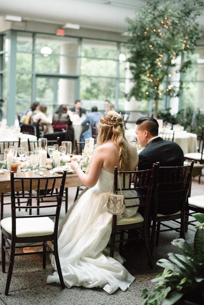 Madison + Zane | Meadowlark Botanical Gardens Wedding | Photos by Lydia Jane (www.lydiajane.com)