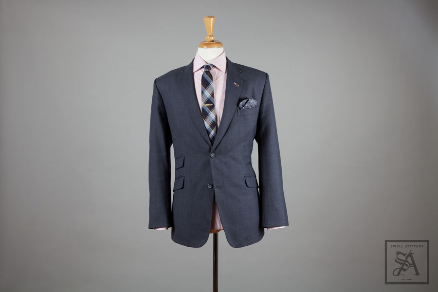 Custom Made Suit - San Francisco