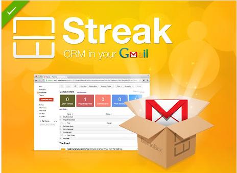 streak gmail crm