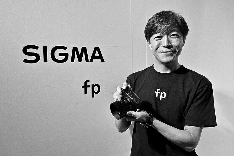SIGMA fp とシグマ・山木和人 CEO