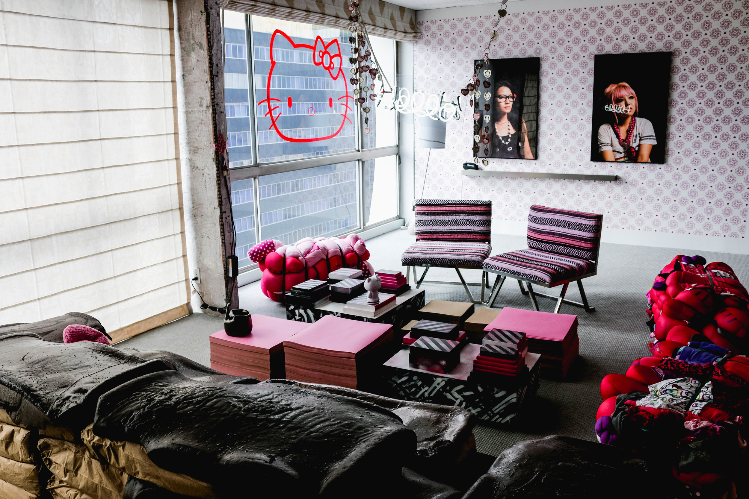 Hello Kitty at The LINE Hotel  2014 on ourcitylights-53.jpg