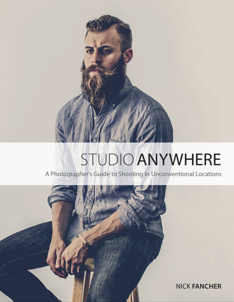 Studio Anywhere   Print and eBook available