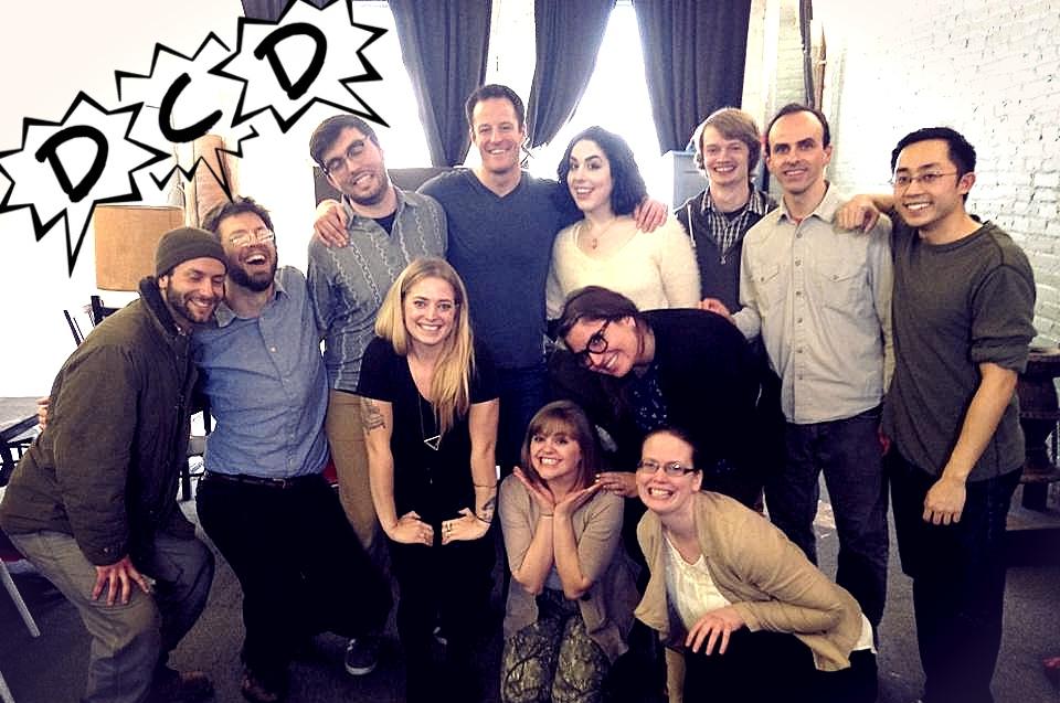 Hilarious cutiez from left to right, top to bottom: Andrew, Adam, Kevin, Ben, Gab (me), Jacob, Zach, Gary, Whitney, Lizzie, Malinda, Elizabeth