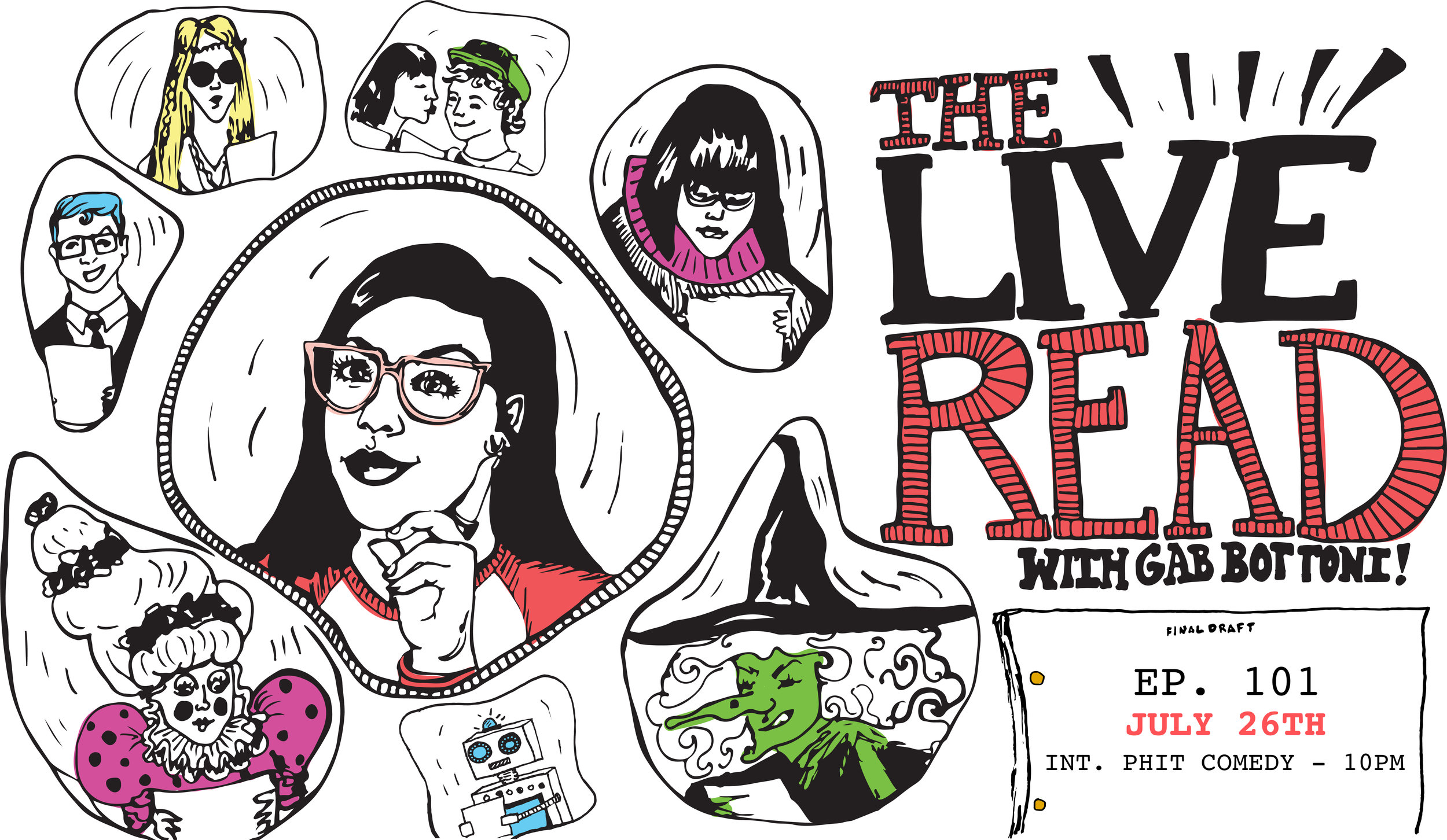 The Live Read