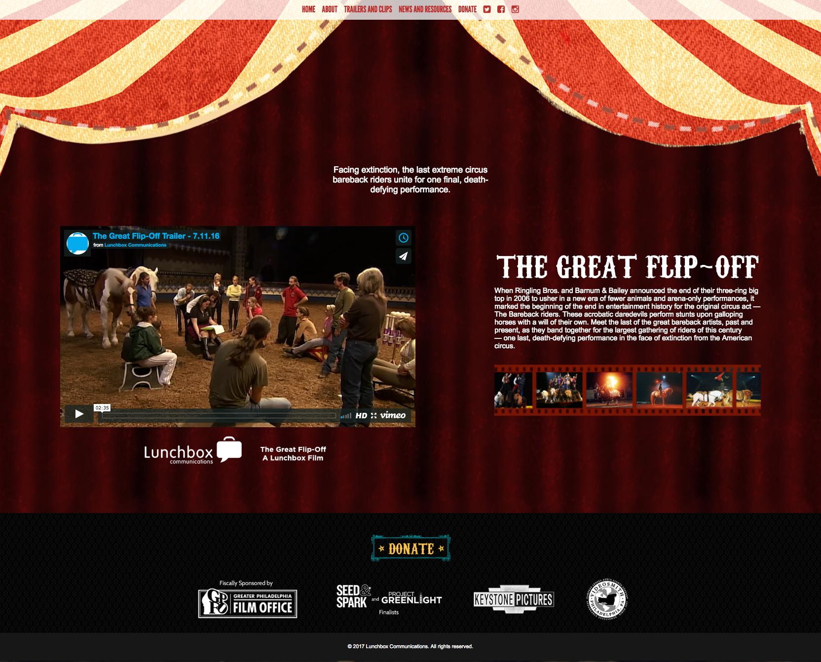 TGFO Website Screenshot.png