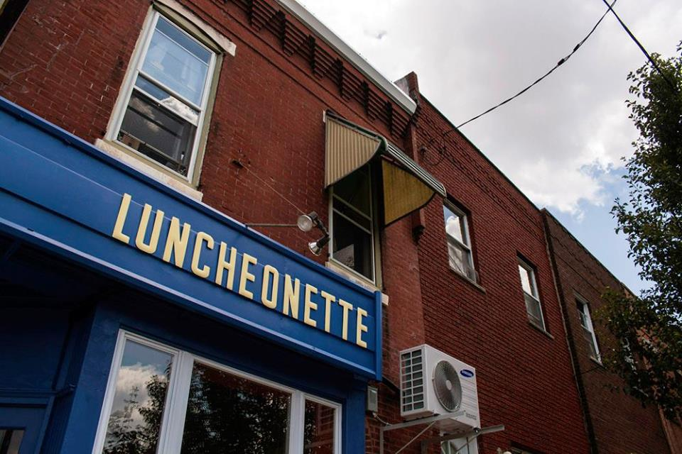 Luncheonette: - After her mother dies unexpectedly, driven, workaholic young businesswoman Maria De Luca inherits the South Philly sandwich shop that has been in her family for generations and suddenly has to choose between her blossoming career or keeping the place open — encountering obstacles from a variety of relatives, employees, customers and devious rival restauranteurs.