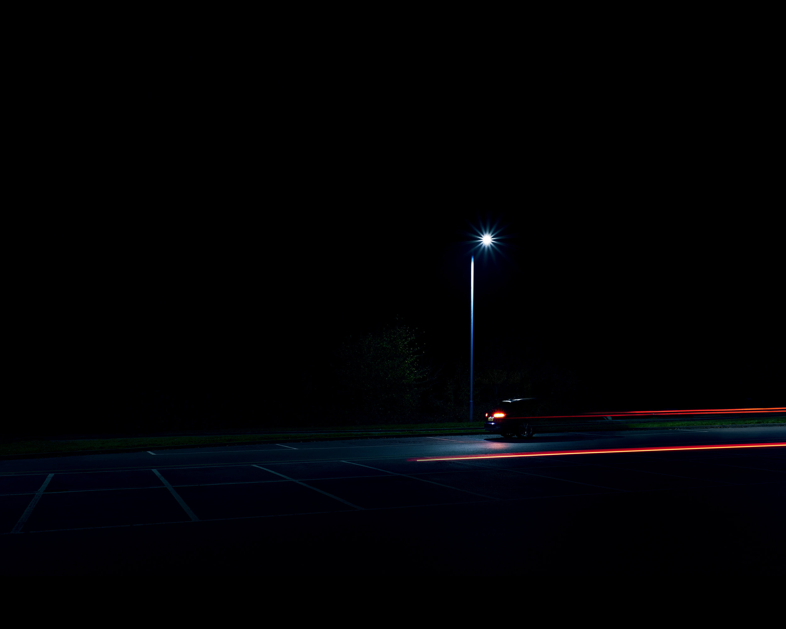 Service Station no. 2 - Lone Car.jpg