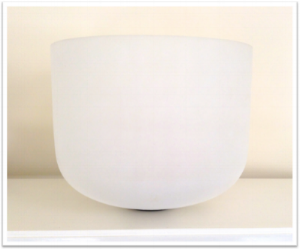 New for this year: 7th Chakra Singing Bowl