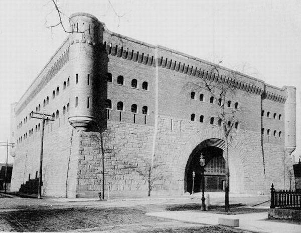 First Regiment Armory, Chicago