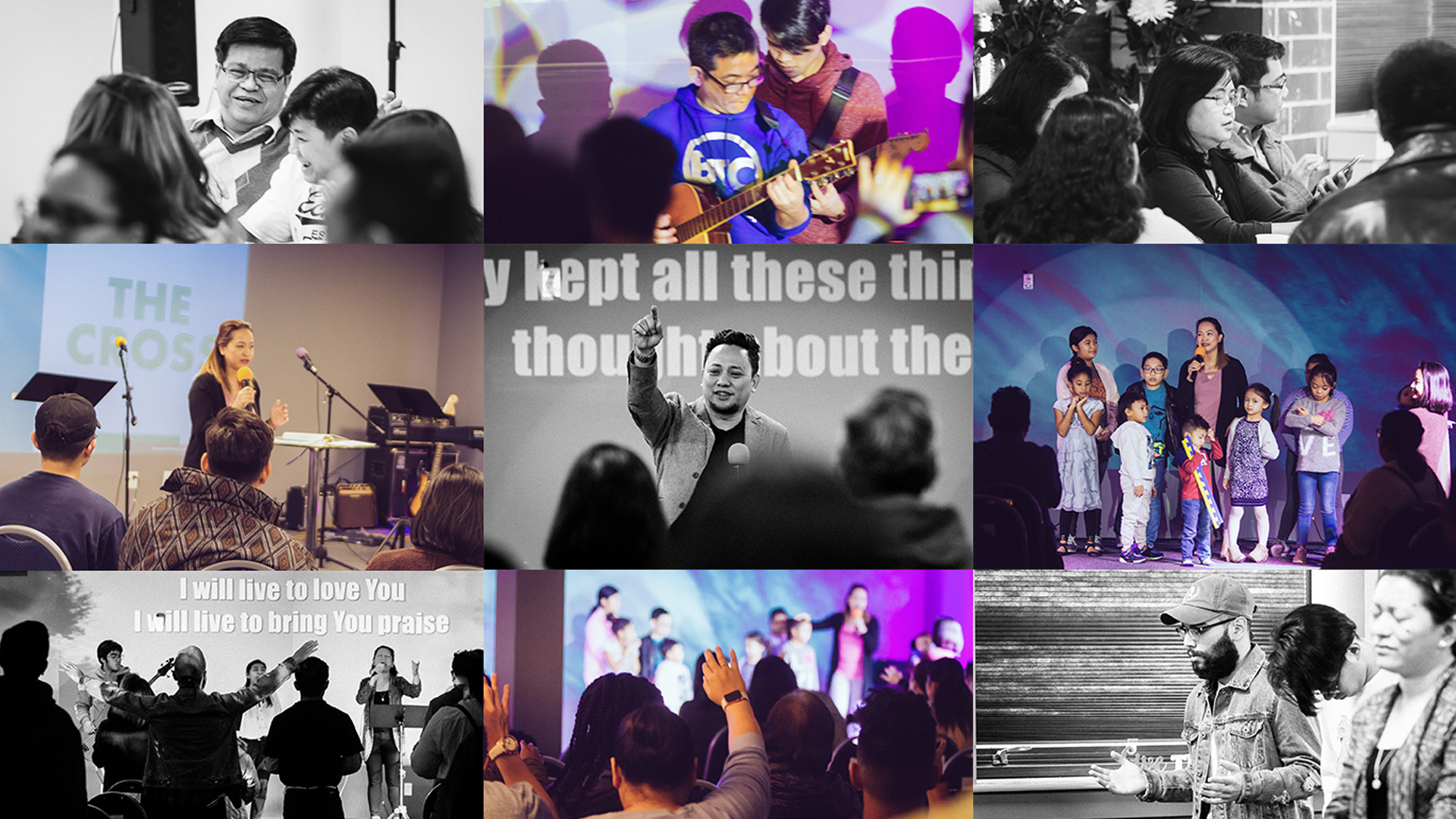 Bless The City NYC - A growing Filipino-led Christian Church in Queens, New York City.