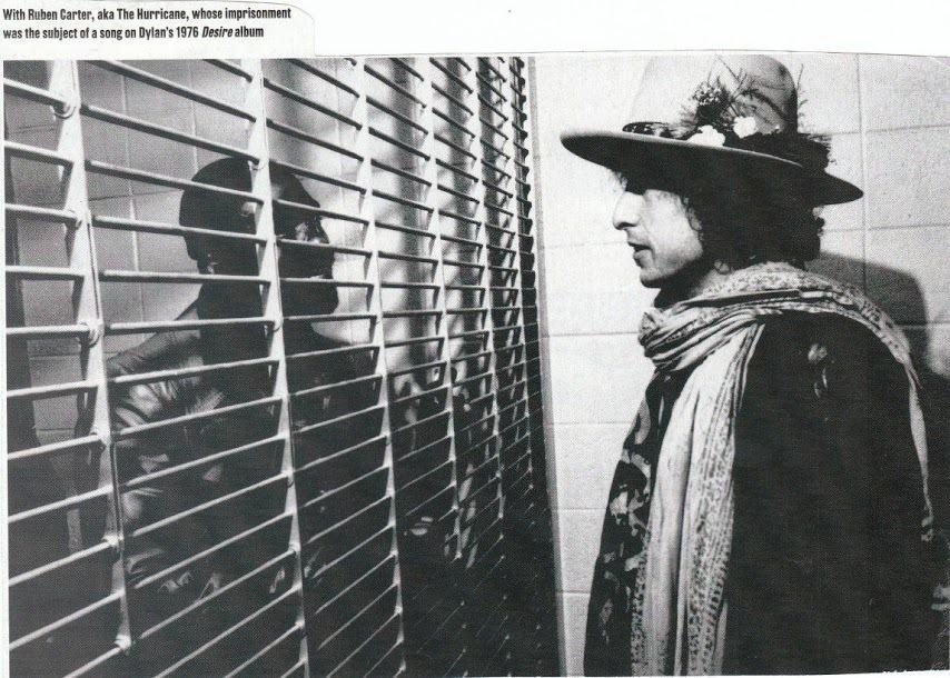 Hurricane Carter/Bob Dylan