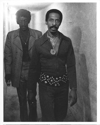 With Ike Turner