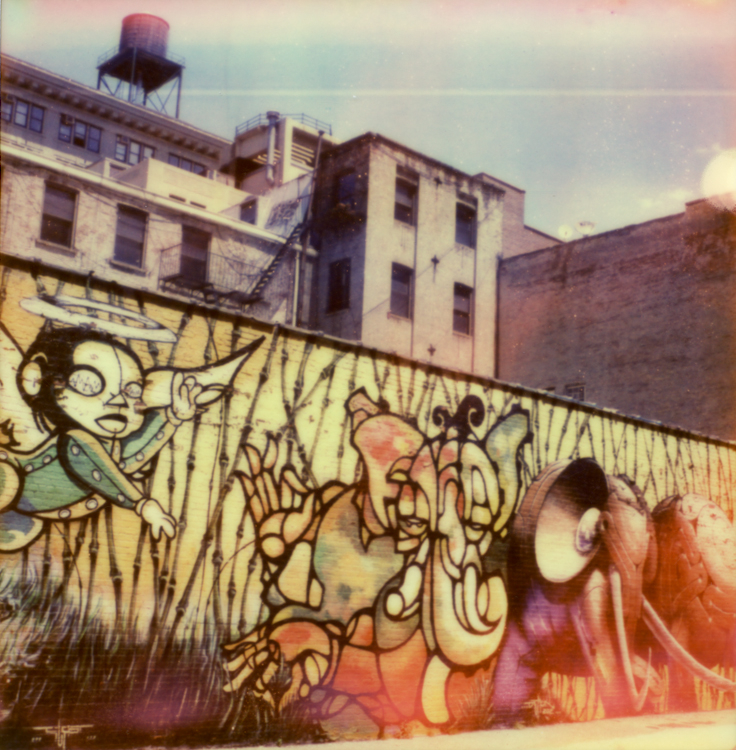 Dumbo Graffiti