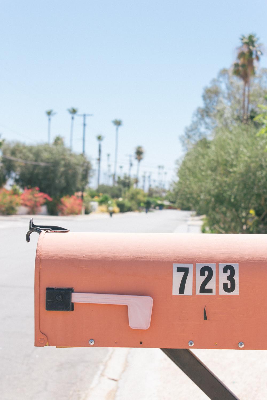 Exploring the US West Coast by on a hazy morning Los Angeles LA