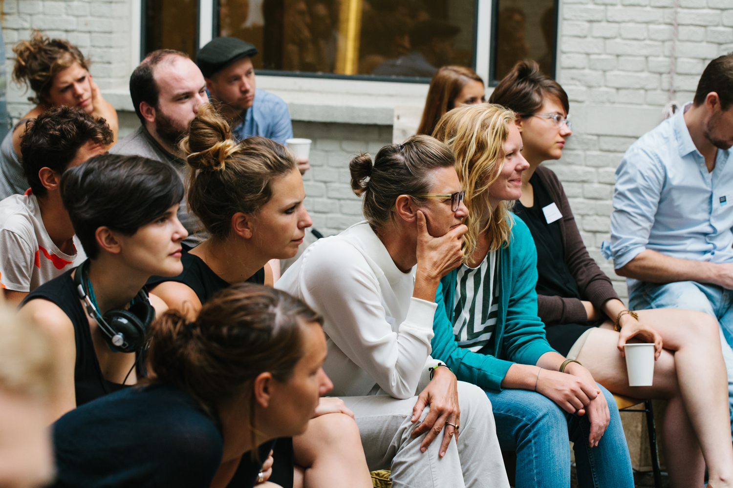 CreativeMornings Amsterdam Heritage - Radna Rumping - A Lab
