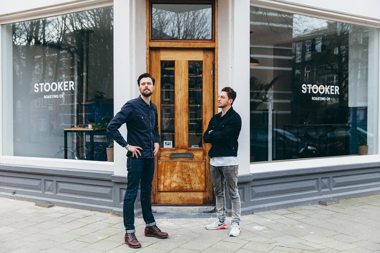 Stooker Roasting Company Amsterdam